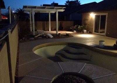 night concrete