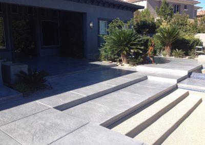 Grey Pool Deck 2