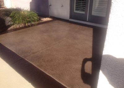 brown concrete porch 2